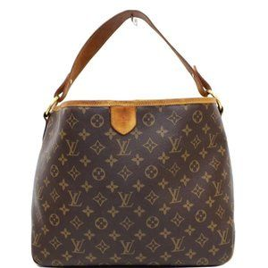 LOUIS VUITTON DELIGHTFUL PM MONOGRAM CANVAS SHOULD